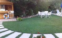 bar in giardino
